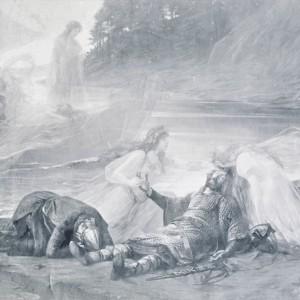 La-mort-d-arthur
